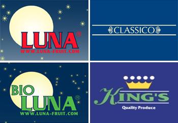 Marcas Frutas Luna